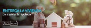 Descubre cuando puedes entregar tu vivienda para liberarte de la hipoteca.