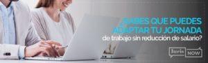 requisitos para adaptacion y distribucion jornada de trabajo