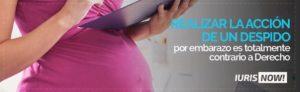 El despido durante el embarazo