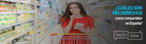 La ley protege los derechos como consumidor al adquirir productos y servicios