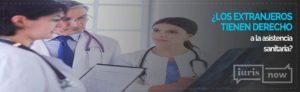 derecho de los extranjeros a la asistencia sanitaria