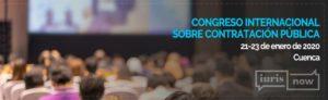 Evento Congreso Internacional Contratación Pública