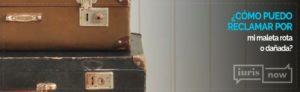 indemnización por mi maleta rota