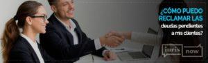 Reclamar deudas a clientes