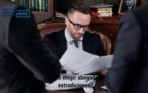 Abogado de extradiciones