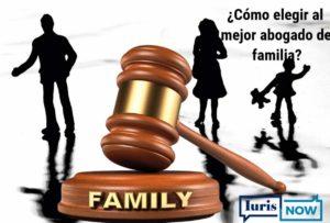 Abogado de familia
