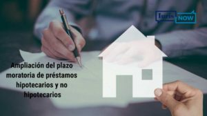 Préstamos hipotecarios y no hipotecarios